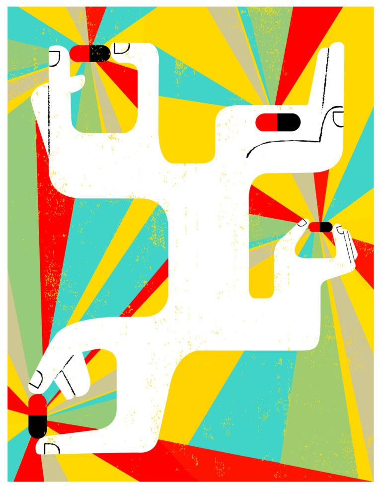 Illustration: Edel Rodriguez